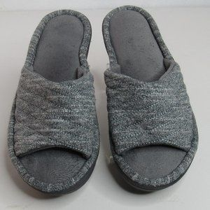 isotoner Shoes - isotoner Women's Space Knit Andrea Slide Slippers